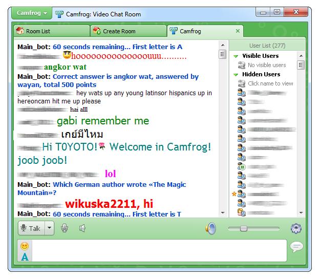 Camfrog 6 0 75 Windows Released Camfrog Blog