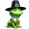 Pilgrim Frog