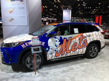 Mets Toyota Highlander