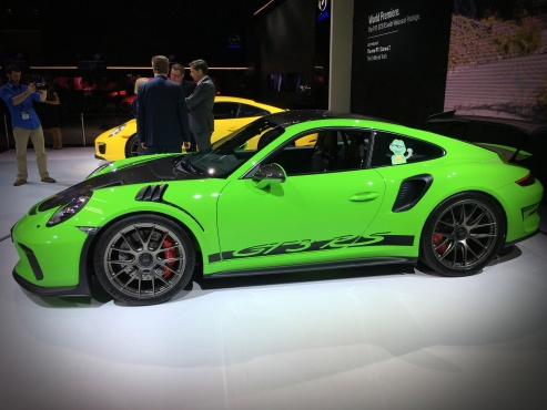 GT3RS w/ Weissach Package
