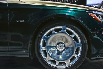2018 Mercedes Maybach